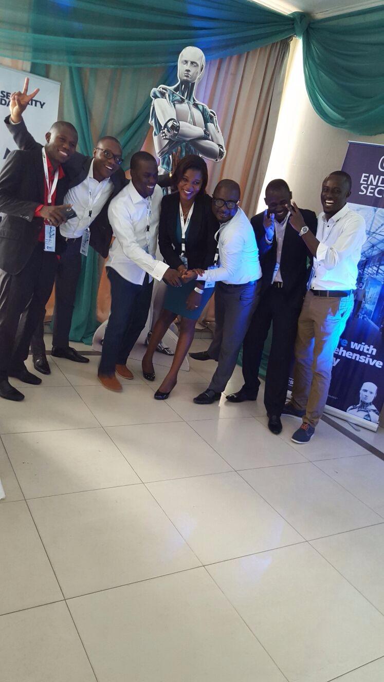 ESD 2015 Team
